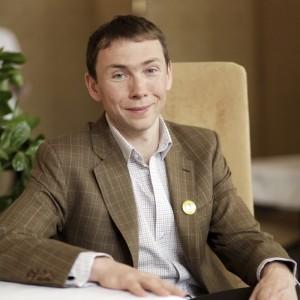 Petr Sýkora v dokumentárním cyklu Filantrop