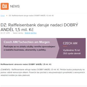 ČIA News