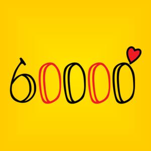 Dobrých andělů je 60 tisíc