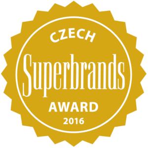 Nadace Dobrý anděl získala ocenění Honorary Superbrand 2016