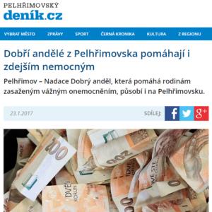 Pelhřimovský deník