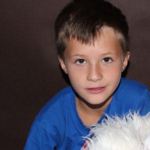Osmiletému Tomáškovi z Karlovarska pomáhají Dobří andělé již 39 měsíců