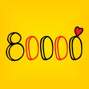 Dobrých andělů je 80 tisíc