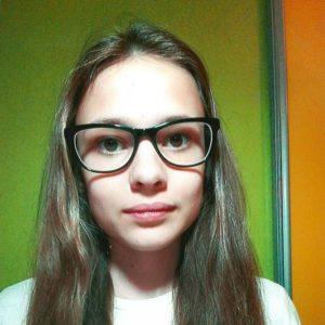 To je naše vize, moje plíce bez žádné krize – verše čtrnáctileté Jany