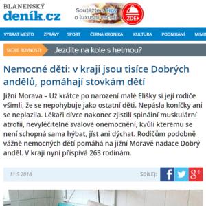 Blanenský deník