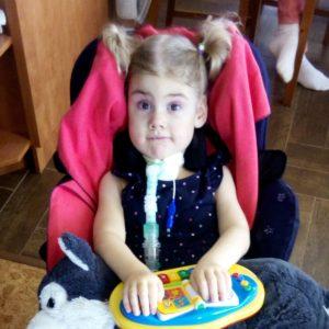 Lékaři již vyčerpali všechny dostupné možnosti, jak pomoci – příběh Petrušky