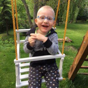 Pořád máme naději – příběh Maxíka ajeho rodiny