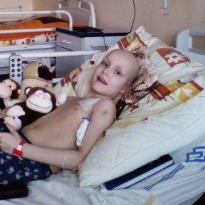 Měli jsme velké obavy, aby syn onepřišel ocelou nohu – příběh Járy