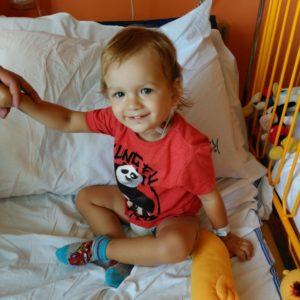 Díky Dobrým andělům jsme se mohli více soustředit na synovo vyléčení – příběh Honzíka