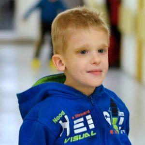 Jeden zmilionu – příběh Maxima, který se potýká se vzácným syndromem