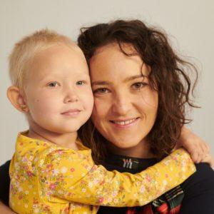 Z podezření na zápal plic se vyklubala leukémie - příběh Verunky