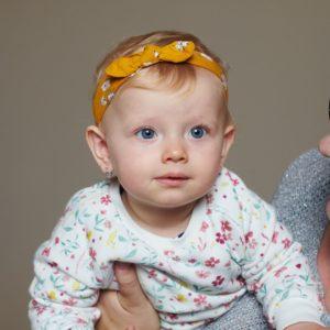 První chemoterapii dostala, když jí bylo pouhých 6 týdnů – příběh Elinky
