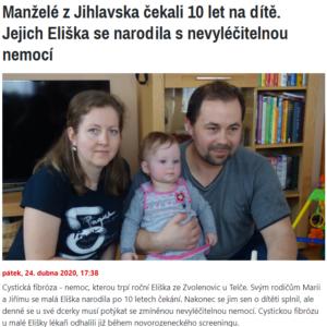 Jihlavská drbna