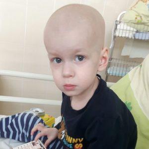 Timonkovi se nádor vrátil, podruhé byla léčba delší a náročnější