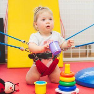 Uděláme vše pro to, aby dcera udělala první krůčky asnad jednou iprotančila střevíce – příběh Michaelky