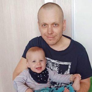 Po chemoterapii prospím celé dny, často nemám sílu syna ani pochovat - příběh pana Vladimíra