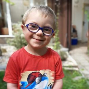 Dobrým andělům patří díky svelkým D-příběh Lukáška vrámci Světového dne Downova syndromu