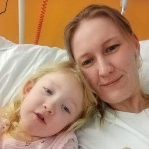 Mukopolysacharidóza nám změnila život, nakonec jsme se ale zvládli přizpůsobit-rozhovor srodiči Aničky