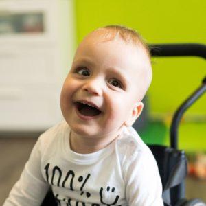 Když bylo synovi 11 měsíců, obrátil se nám život vzhůru nohama – příběh Adámka