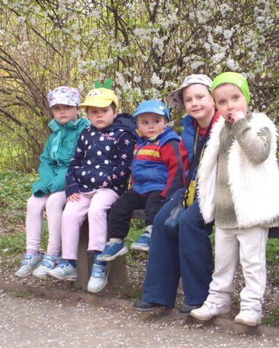 Děti paní Lucie
