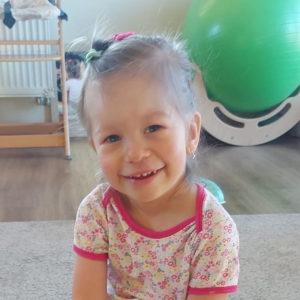Dítě sWilliams-Beurenovým syndromem vše potřebuje vidět istokrát, než pochopí anaučí se to-příběh Zorinky